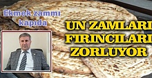Urfa'da Ekmeğe yeniden zam geliyor!..