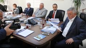 Şanlıurfa kent konseyi ilk toplantısında 40 madde açıkladı