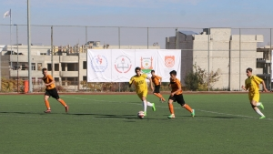 Yenice Amatör Spor Tesislerinde Spor Turnuvası başladı