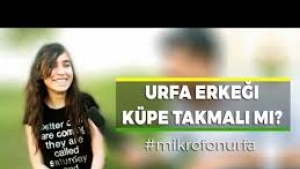 Sokak Röportajı - Urfa erkeği küpe takmalı mı?